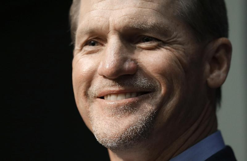 Whisenhunt says Titans best fit for him as coach