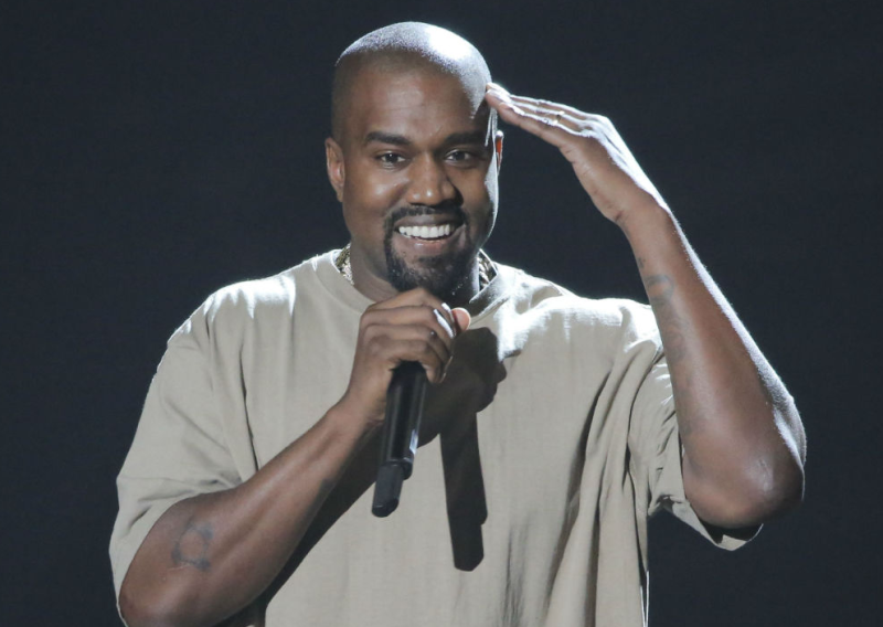 Kanye West Is Writing A Philosophy Book On Society's Obsession With Photographs