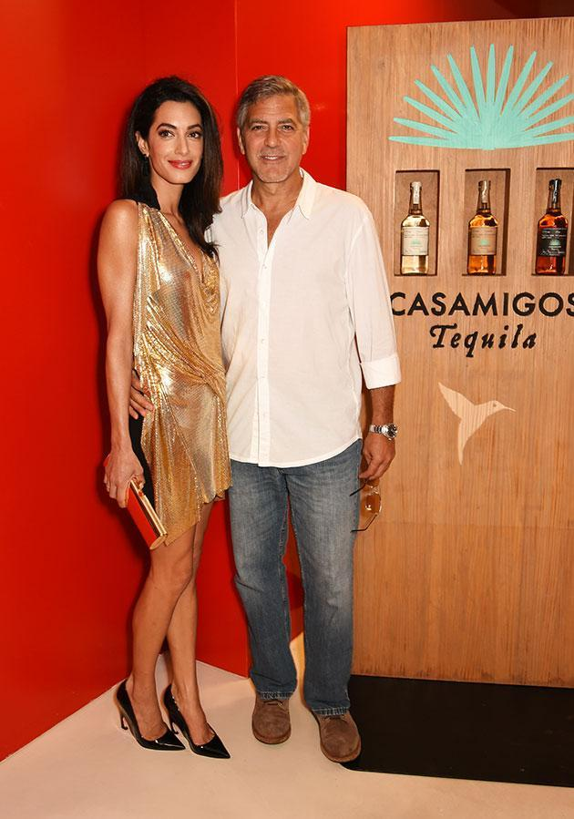 <p>George Clooney co-founded Casamigos tequila with his friends Rande Gerber and Michael Meldman after they set out to create a great-tasting tequila that you could drink neat and that didn't burn when you swallowed it, reports CNBC. The trio recently sold the for $1 billion to London-based alcoholic beverage company Diageo. (Yahoo) </p>