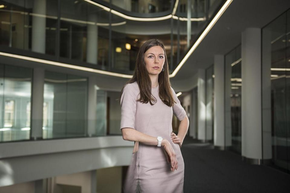 Emily Orton is co-founder of Darktrace