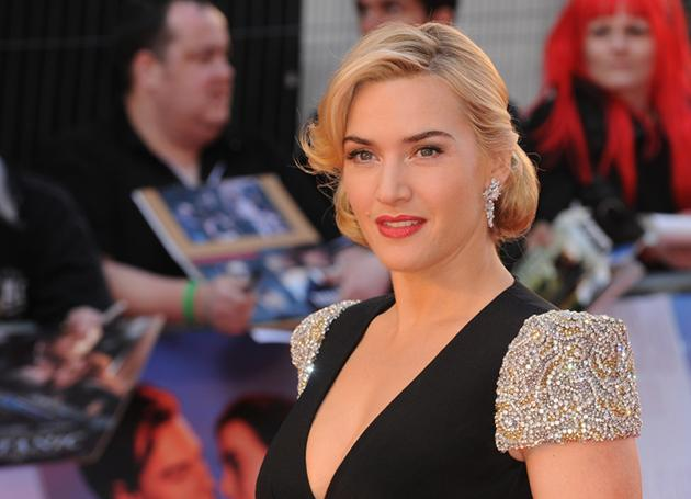 Kate Winslet ist China zu kurvig! (Bild: Getty Images)