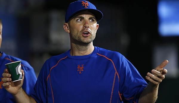 MLB: New York Mets: David Wright am Rücken operiert