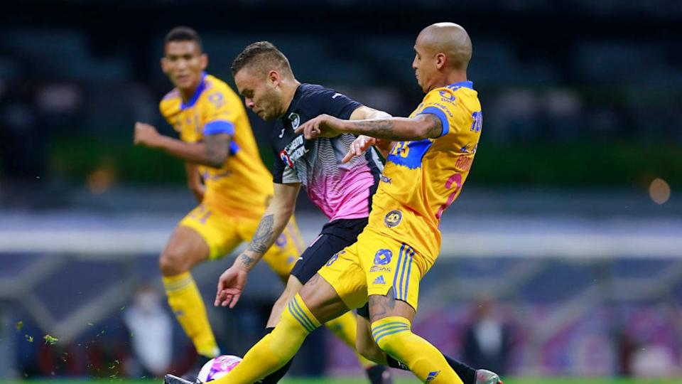 Cruz Azul v Tigres UANL - Torneo Guard1anes 2020 Liga MX | Jam Media/Getty Images
