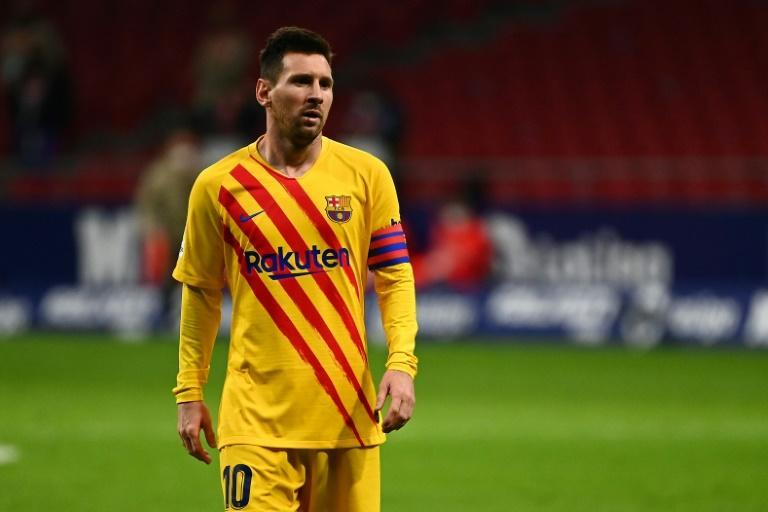 Lionel Messi has only scored once in open play in the league this season