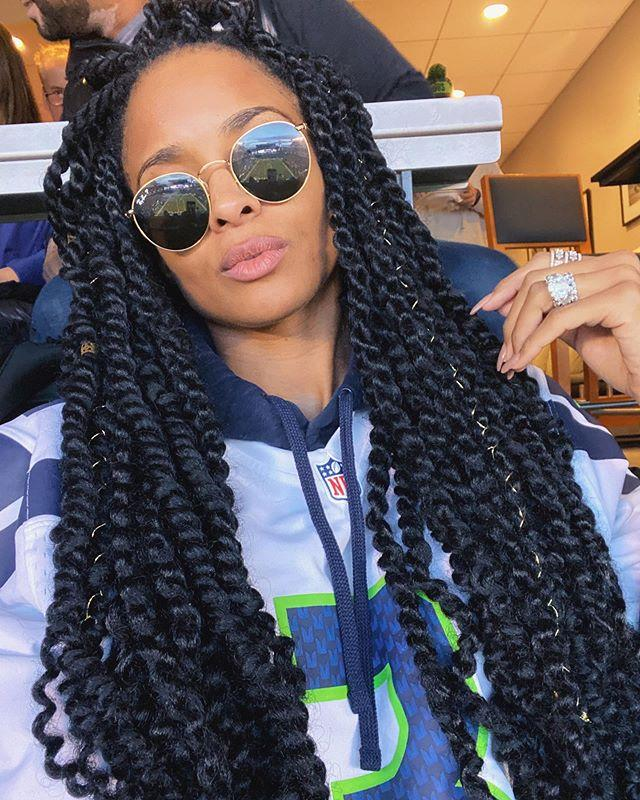 """<p>Ciara's two-strand twists are the extensions that dreams are made of. </p><p><a href=""""https://www.instagram.com/p/B69bSJhHVwN/?utm_source=ig_embed&utm_campaign=loading"""">See the original post on Instagram</a></p>"""