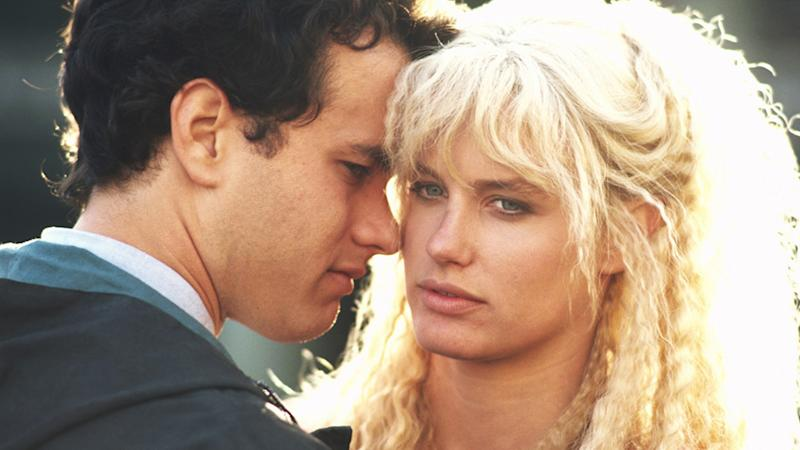 Tom Hanks and Daryl Hannah in Splash