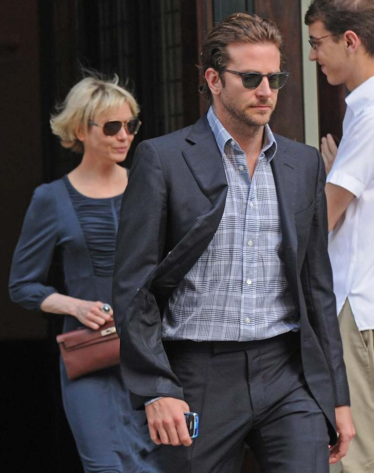 It was fun while it lasted! The romance between Renee Zellweger and Bradley Cooper came to an end in March, just months after the couple moved in together in fall 2010.