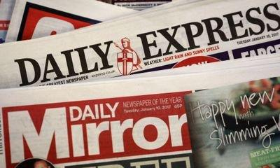 Mirror publisher snaps up Daily Express owner in £127m deal