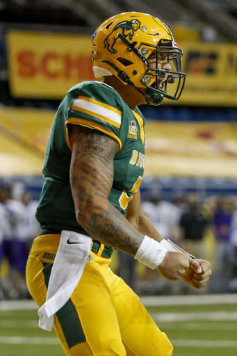 Lance, NDSU rally to win in their only fall appearance