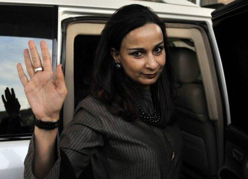 """Sherry Rehman, Pakistan's ambassador to the US, said the border crossing was not closed """"in a fit of pique or on impulse"""" and that 24 Pakistani soldiers had been killed in the US air strike, """"absent an expression of remorse"""""""