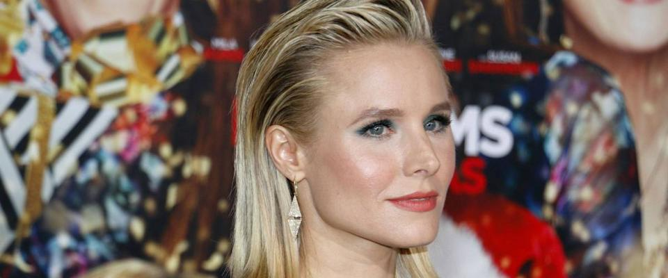 Kristen Bell at the Los Angeles premiere of 'A Bad Moms Christmas' held at the Regency Village Theatre in Westwood, USA on October 30, 2017.
