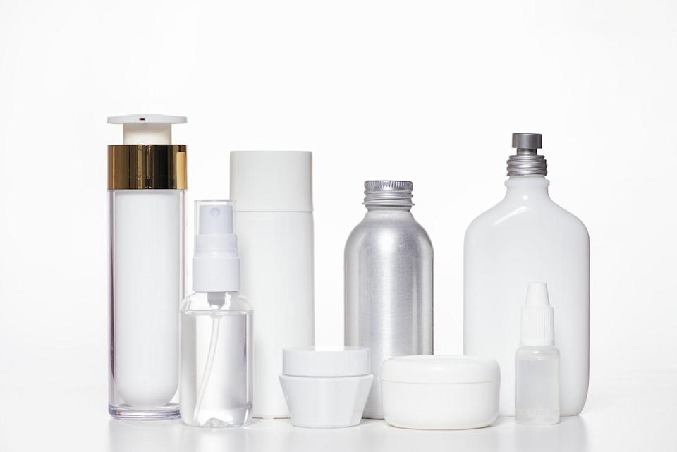 """<p>Though we'd all love to constantly smell like a bed of lilacs, it might not be in the best interest of our bodies. Some scented lotions contain<a href=""""https://www.theguardian.com/us-news/2019/may/23/fragrance-perfume-personal-cleaning-products-health-issues"""" rel=""""nofollow noopener"""" target=""""_blank"""" data-ylk=""""slk:BHAs that can disrupt our endocrine"""" class=""""link rapid-noclick-resp""""> BHAs that can disrupt our endocrine</a> system—a collection of glands that are key to our health. </p>"""