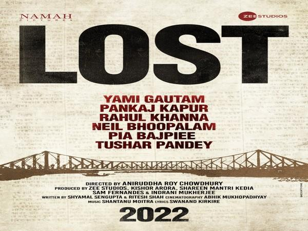 Poster of 'Lost'