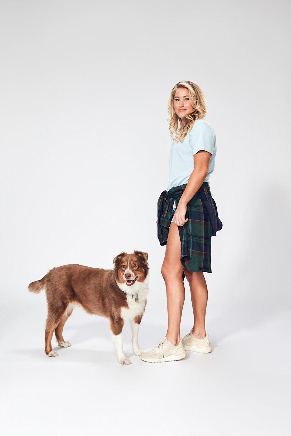 Chelsey and Gryffin from The Pack on Amazon Prime Video