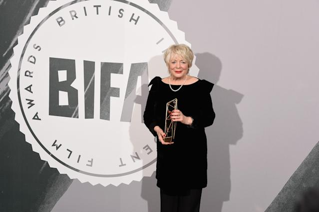 Alison Steadman has revealed she still grieves for her mother 25 years after her death [Photo: Getty Images]
