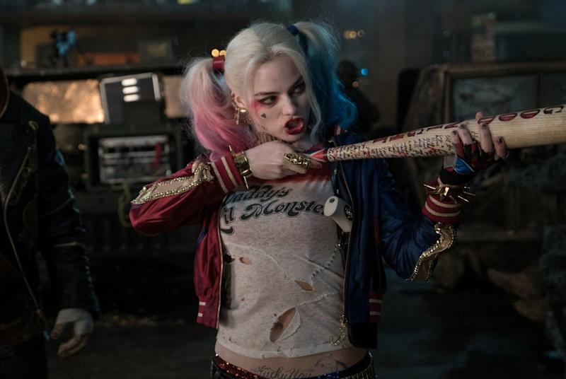 Margot Robbie as Harley Quinn in 'Suicide Squad' (credit: Warner Bros)