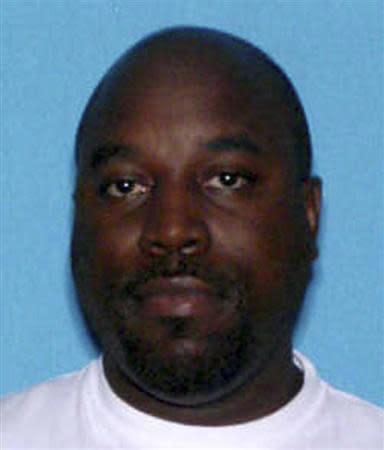 Eric Powell is pictured in this undated booking photo courtesy of the United States Attorney's Office, received May 12, 2014. REUTERS/United States Attorney's Office/Handout via Reuters
