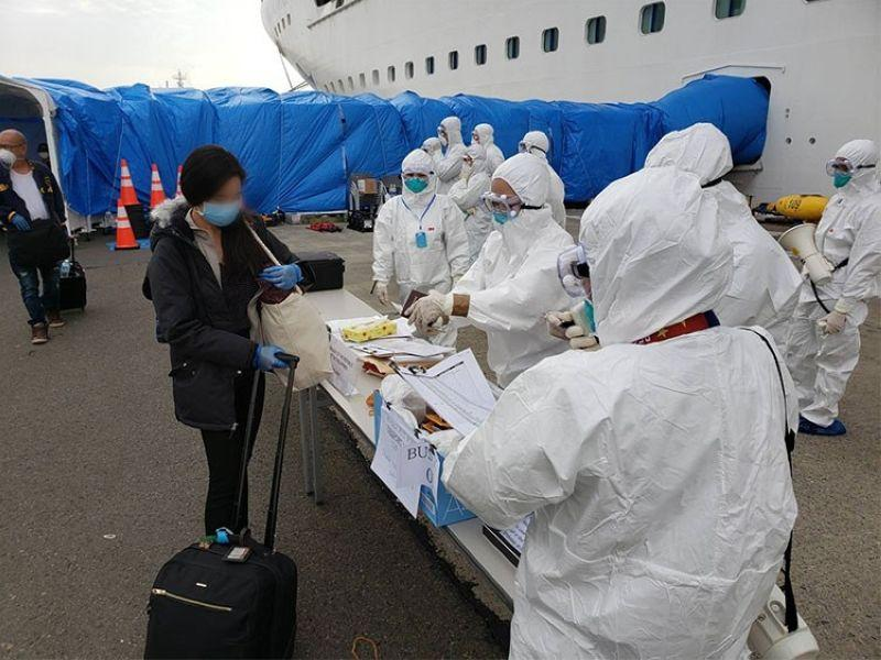 5 repatriates from Japan show signs of Covid-19