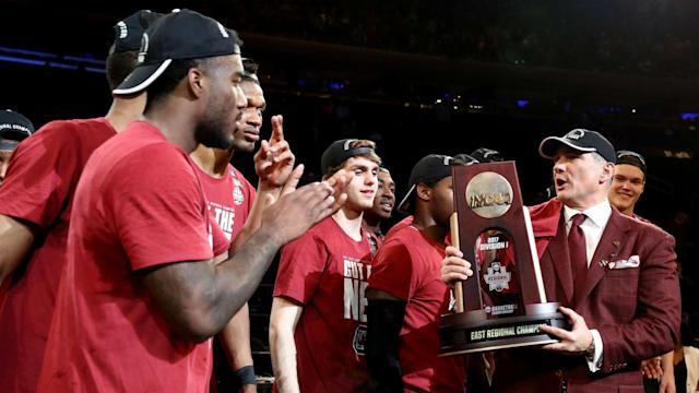 It's hard to understand how a team can suddenly reinvent itself under the greatest pressure and against the best competition, but South Carolina has managed to do it.