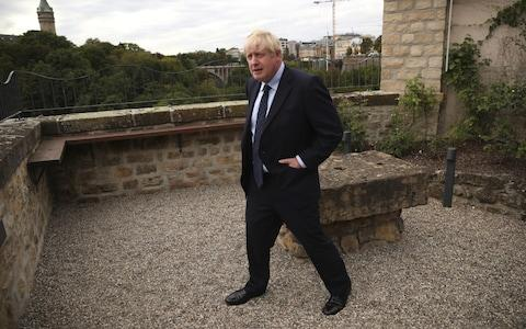Boris Johnson - Credit: Pool/Getty Images Europe