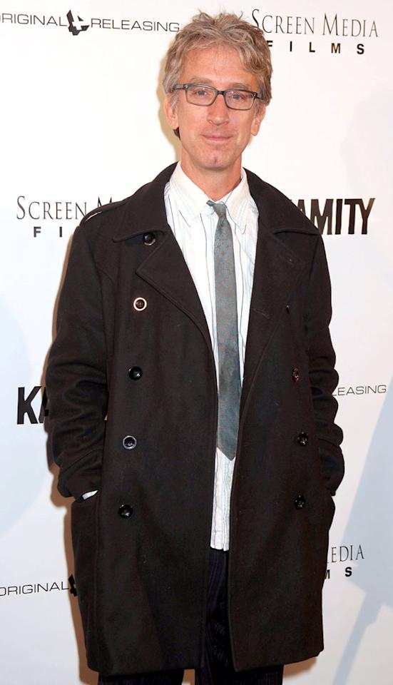 Andy Dick turns 46 on December 21.