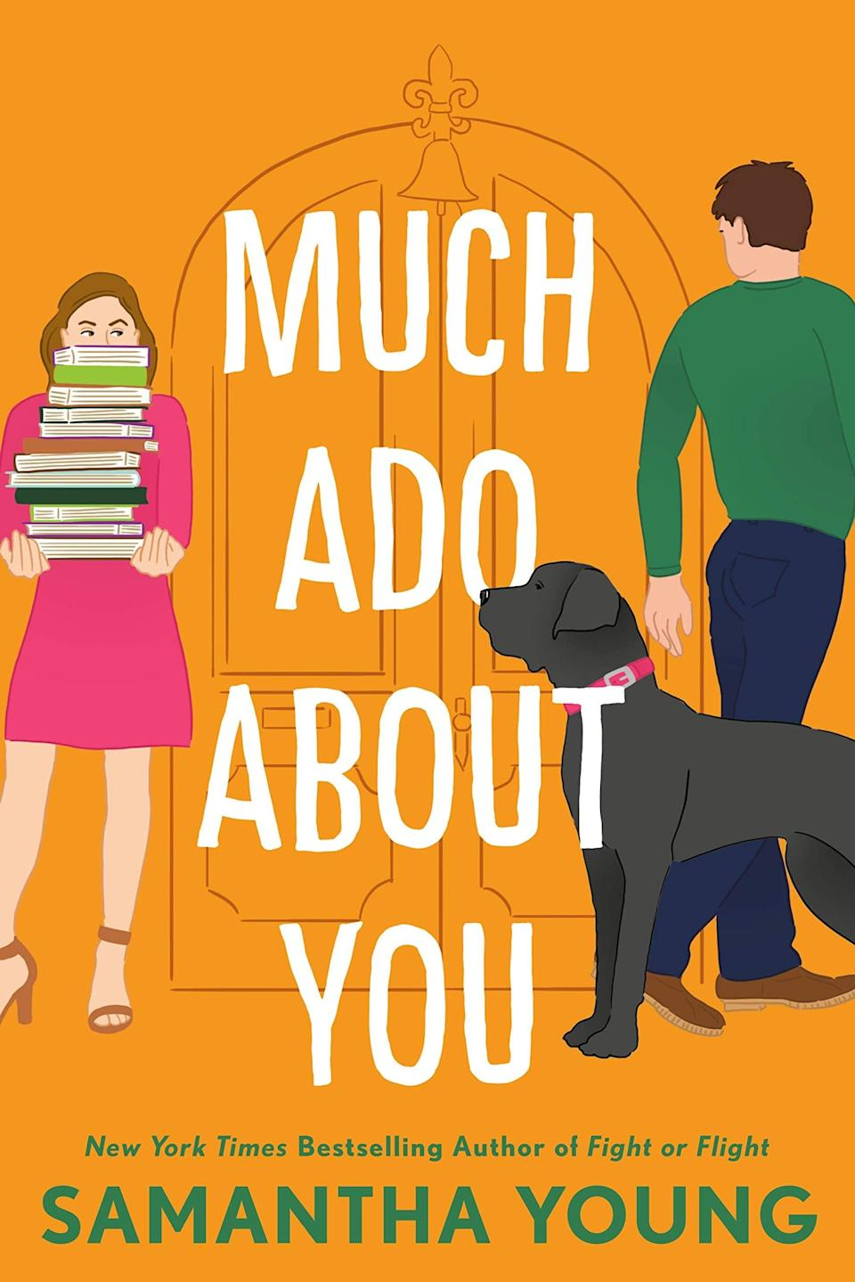 <p>Bestselling author Samantha Young's latest rom-com, <span><strong>Much Ado About You</strong></span>, is as cozy as a well-worn blanket. Evangeline Starling needs a break from her boring life in Chicago, and a vacation in England that includes a temporary position running a bookshop sounds like a dream come true. And it is - at least until a sexy local catches her eye and complicates her perfect getaway with matters of the heart.</p> <p><em>Out Feb. 2</em></p>