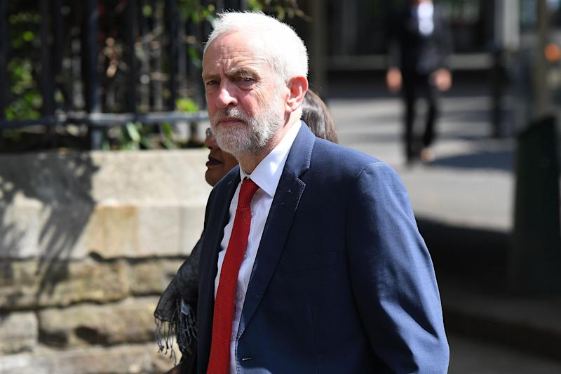 Corbyn facing pressure to adopt 'full international definition' of anti-Semitism: Getty Images