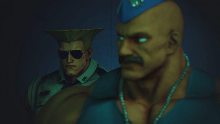 Street Fighter V Dlc Character Taylor Allegedly Leaked By Voice