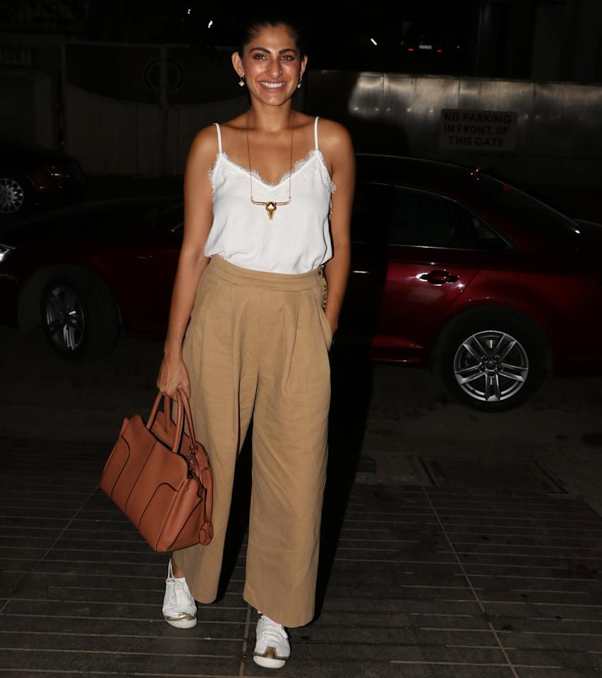 Spotted: Jacqueline, Rajkumar, Dangal Girls At A Party