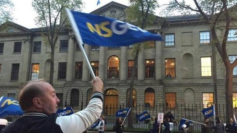 Arbitration panel awards Nova Scotia civil servants 7% wage hike over 6 years
