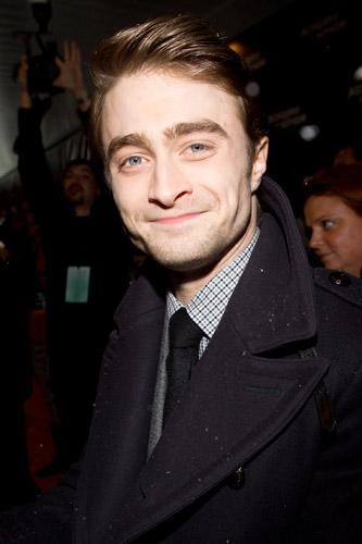 Daniel recently starred in Woman in Black, his first post Harry Potter role