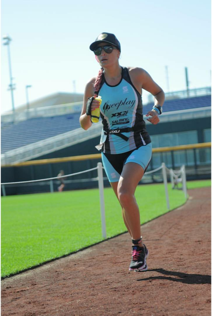 """Dina Rios was """"shattered"""" when she was told she'd never be able to run again after her RA diagnosis. She proved them wrong. (Photo: Dina Rios)"""