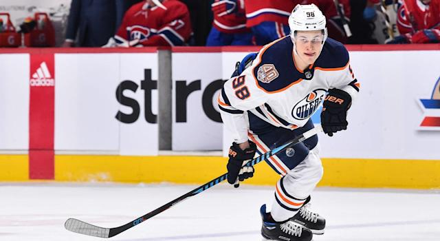 Jesse Puljujarvi has apparently submitted a trade request from the Edmonton Oilers. (Getty)