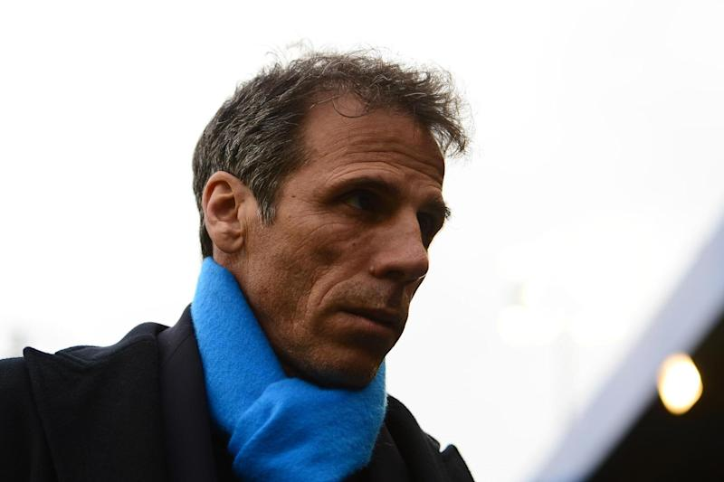 Out the door | Birmingham City won just two of 22 games under Gianfranco Zola: Getty Images