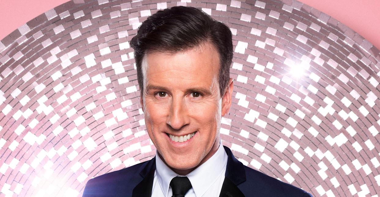 Anton Du Beke will be a judge for the 2021 series. (BBC)