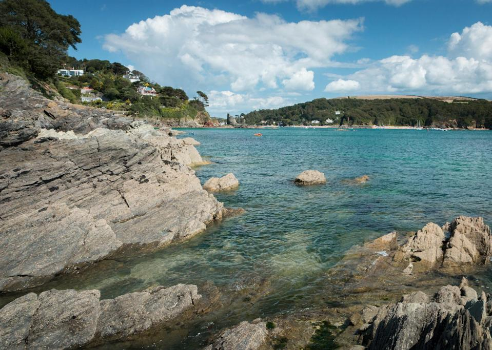 <p>Water sports, blue crystal waters and a town studded with boutique shops makes Salcombe Bay the UK's favourite.<br><i>[Photo: Flickr/Barney Moss]</i> </p>