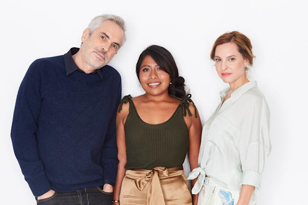 Oscar Winning Director Alfonso Cuaron Reveals Why He Kept His