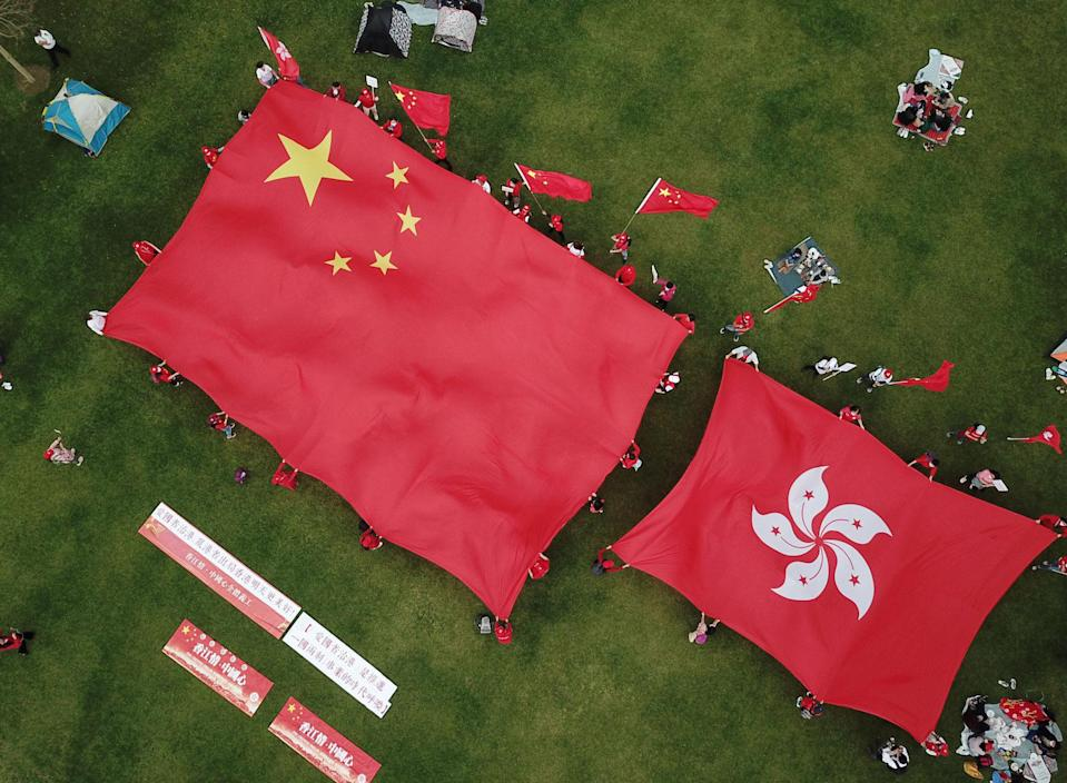 Some 28 pieces of subsidiary legislation in Hong Kong will also need to be changed to align with Beijing's reforms. Photo: Xinhua