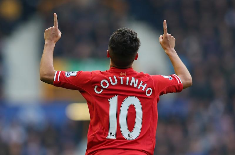 Coutinho's star has risen at Liverpool