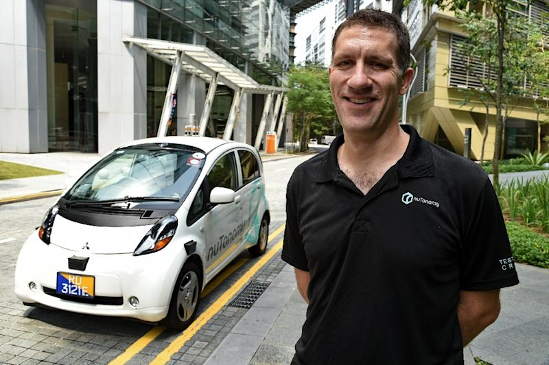 NuTonomy executive Doug Parker announced in August that the tech start will hold trials in three Asian countries after it launched the world's first driverless taxi test in Singapore
