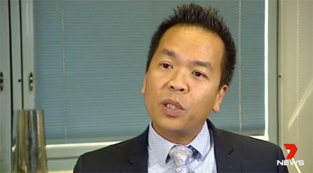 Mr Ly said writing a letter could help. Photo: 7 News