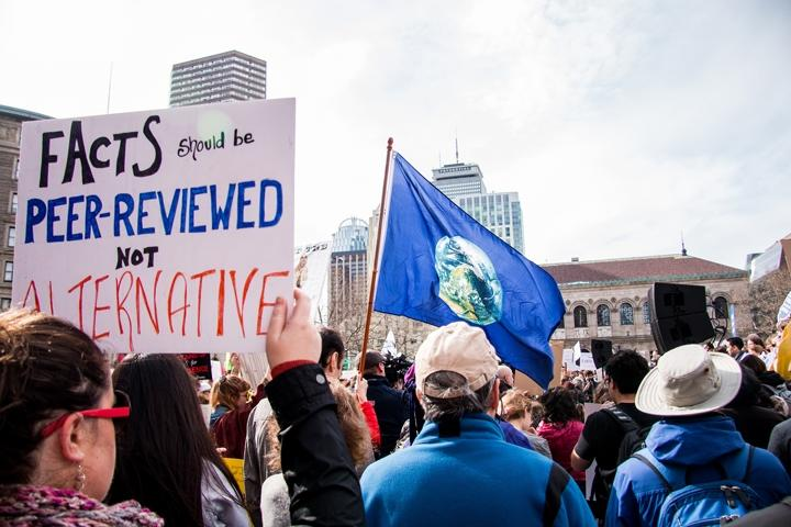What to Tell Kids About the 'March for Science'
