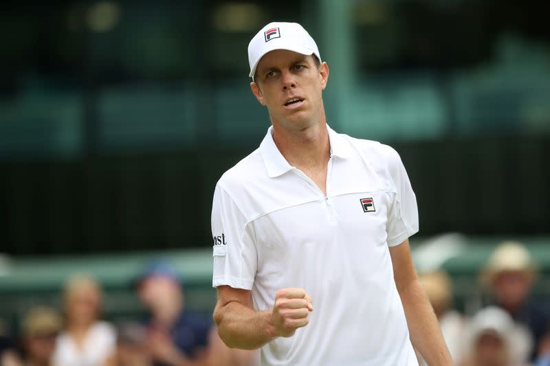Querrey quits ATP Council and joins new players association