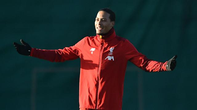 Virgil van Dijk could miss Liverpool's Club World Cup final, too, after being absent for the semi-final win over Monterrey.