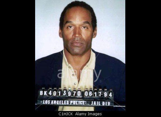 """It was heralded as the """"trial of the century."""" Former football star and actor O.J. Simpson found himself in the middle of the nation's biggest, most-televised trial following the deaths of his ex-wife Nicole Brown Simpson and her friend Ron Goldman, but not before fleeing an all-points bulletin in his Ford Bronco with 20 units in tow, interrupting game 5 of the NBA Finals. With a dream legal team including Johnnie Cochran, Robert Shapiro, and Robert Kardashian, the defense claimed Simpson was merely a victim of police fraud with regard to contaminated DNA evidence. Cochran famously quipped, """"If it [the glove] doesn't fit, you must acquit."""" On Oct. 3, 1995, an estimated 100 million people from around the world tuned in to watch the jury hand down a verdict of not guilty, costing an estimated $480 million in lost productivity. The case incited a discussion of race in the judicial system that continues to this day."""