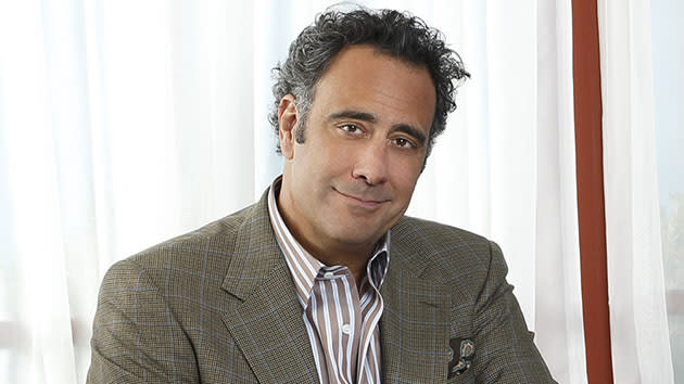 """ABC's """"How To Live With Your Parents (For The Rest Of Your Life)"""" stars Brad Garrett as Max."""
