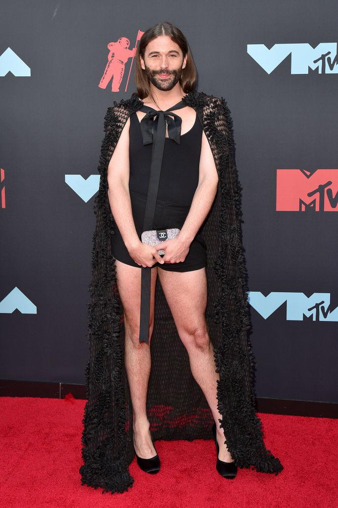 Jonathan Van Ness was crowned best dressed at the 2019 MTV Video Music Awards [Photo: Getty]