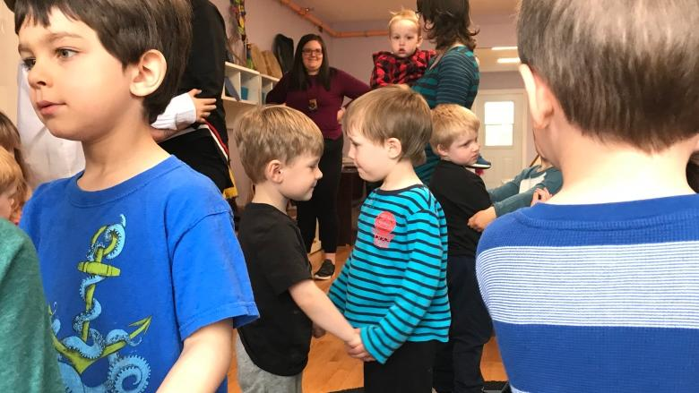At this St. John's daycare, you're never too young to learn throat singing
