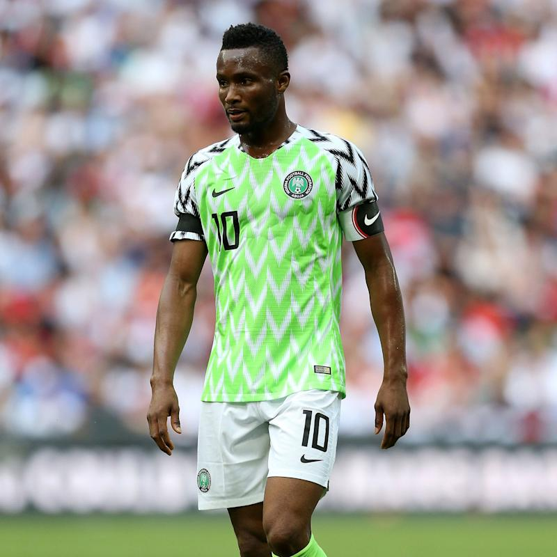 timeless design 18d32 5d8a1 The Best Dressed Team at the World Cup? Nigeria for the Win!