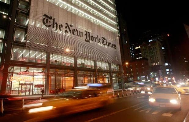 New York Times Demotes Jonathan Weisman, Deputy Washington Editor, Over 'Serious Lapses in Judgment'